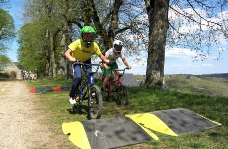 BMX activité centre de loisirs