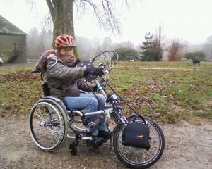 Le Handi bike 2
