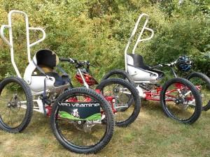 Evennementiel matériel FTT le buggy bike