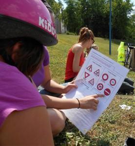 CVL Prévention vélo 2015