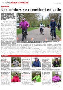mobilité cours a vélo